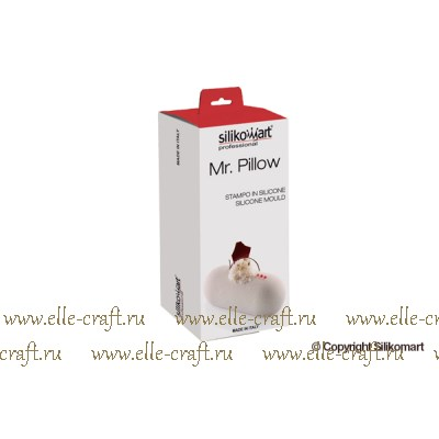 Форма Silikomart Mr Pillow