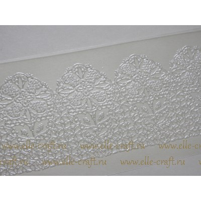 Мат для мастики Scalloped Lace