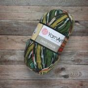 Пряжа YarnArt Crazy color - 163