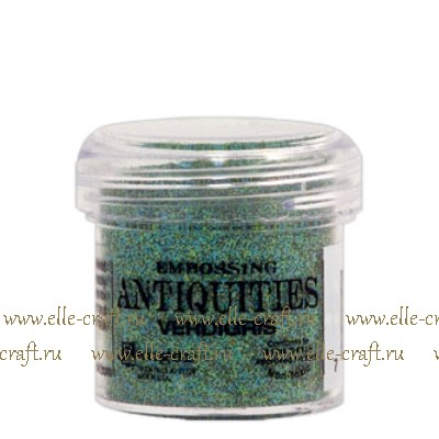 Пудра для эмбоссинга Embossing Antiquities - Verdigris